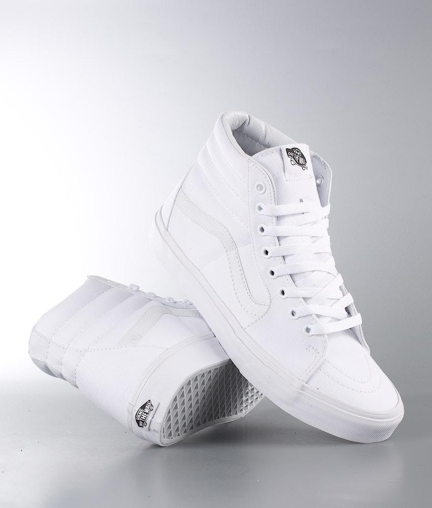 Vans SK8-Hi Scarpe True White