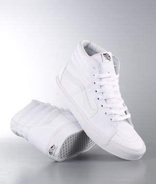 Vans Sk8-Hi Shoes True White