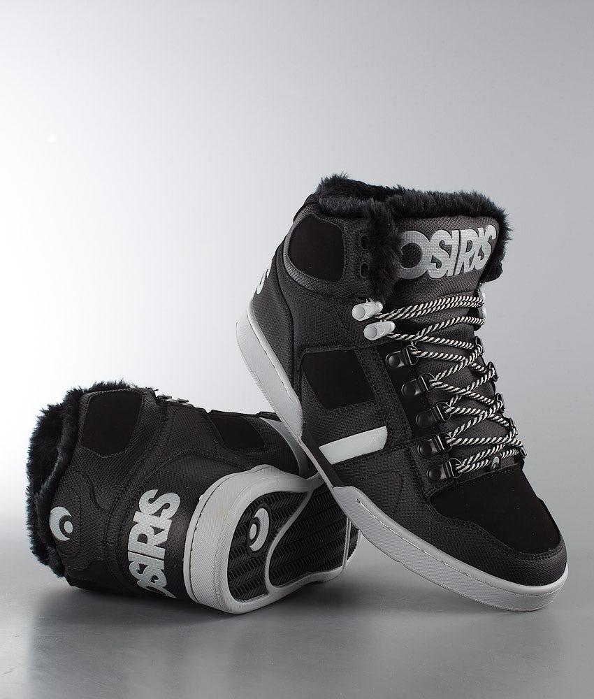Osiris Nyc83 Shr  Skor Black/Grey/Black