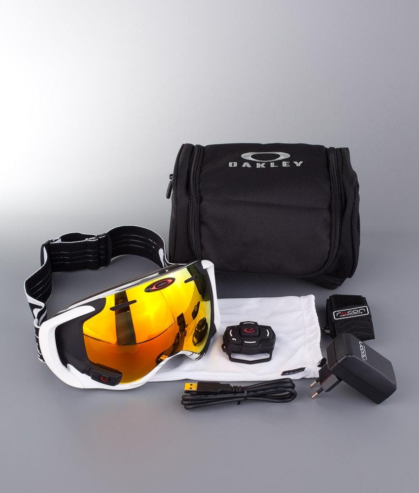 oakley camera goggles  Oakley Airwave 1.5 Goggle - Ridestore.se