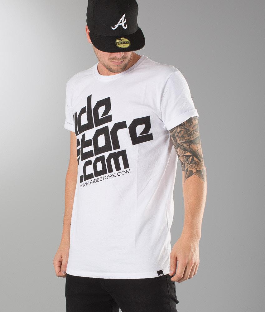 Ridestore Ridestore T-Shirt White