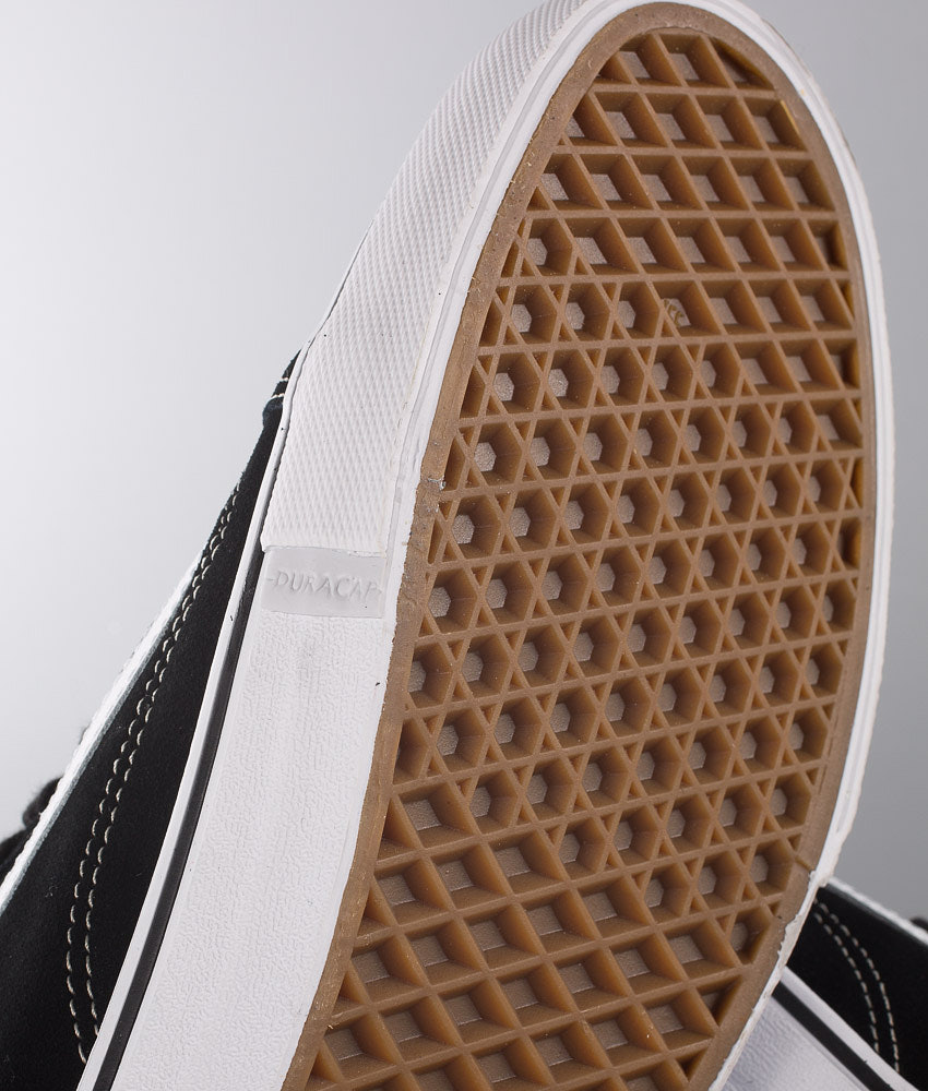 51c81691ae175c Vans Old Skool 92 Pro Shoes Black White Red - Ridestore.com