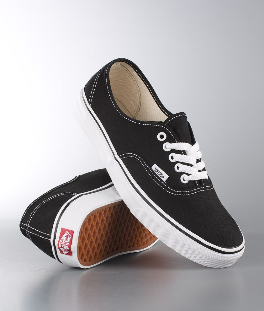 Vans Authentic Sko Black