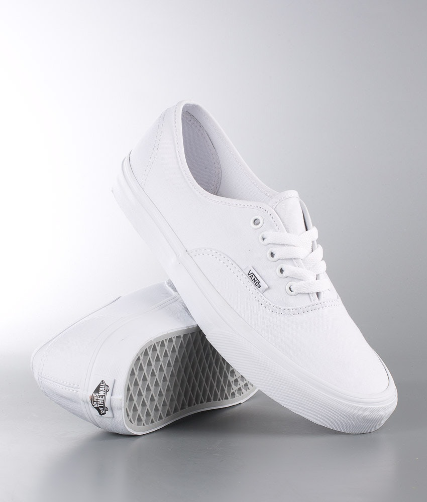 Vans Authentic Sko True White