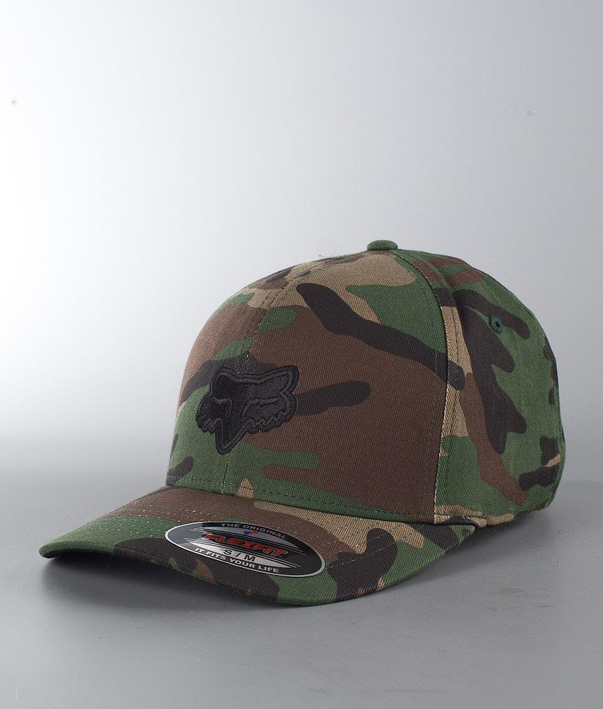 Fox Legacy Caps Camo