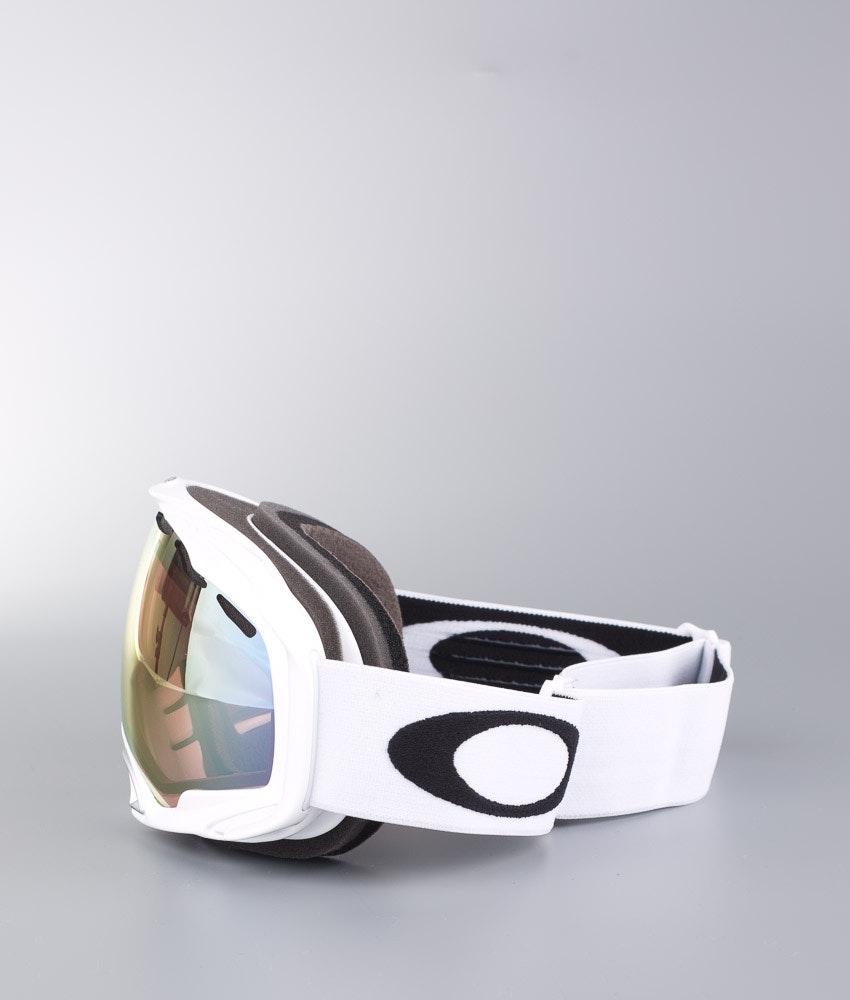 oakley goggles white  Oakley Splice Snow Goggle - Ridestore.com