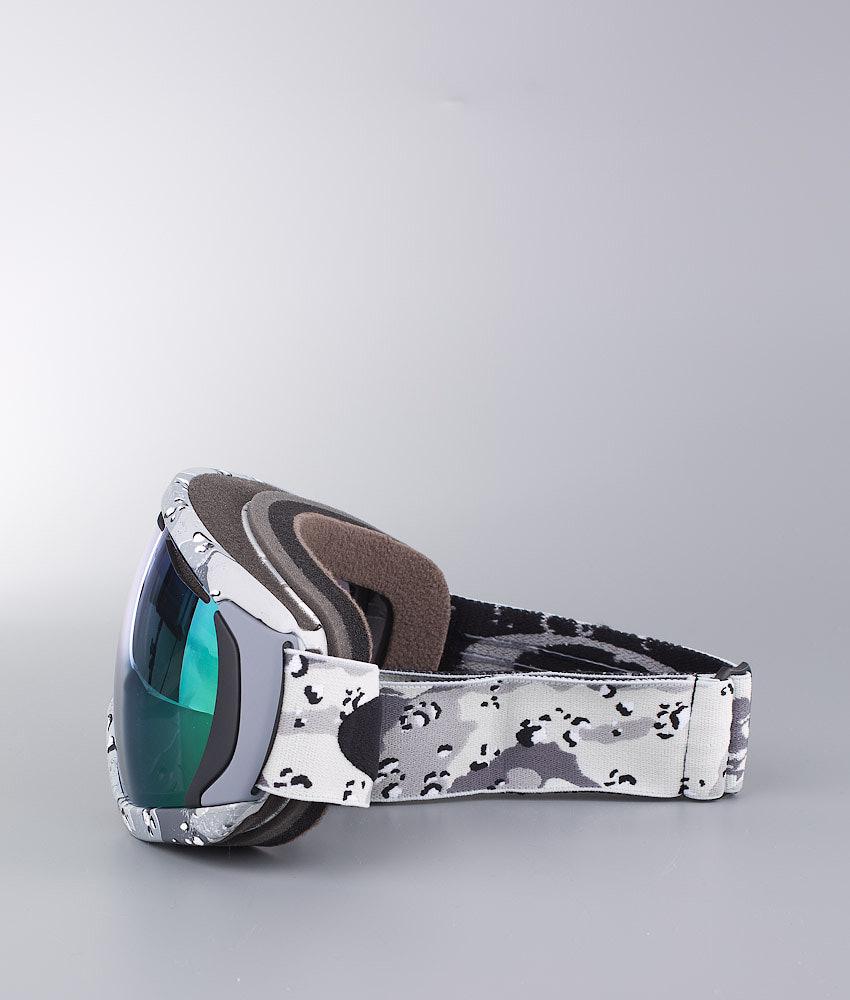 640085d779 Oakley Canopy Ski Goggle Tanner High Grade Snow Camo w Jade Iridium ...