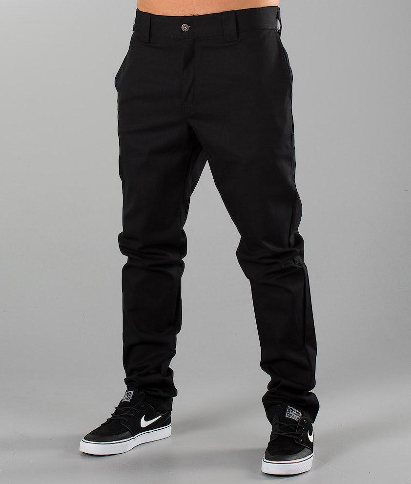 Dickies Slim Skinny Pant Bukser Black