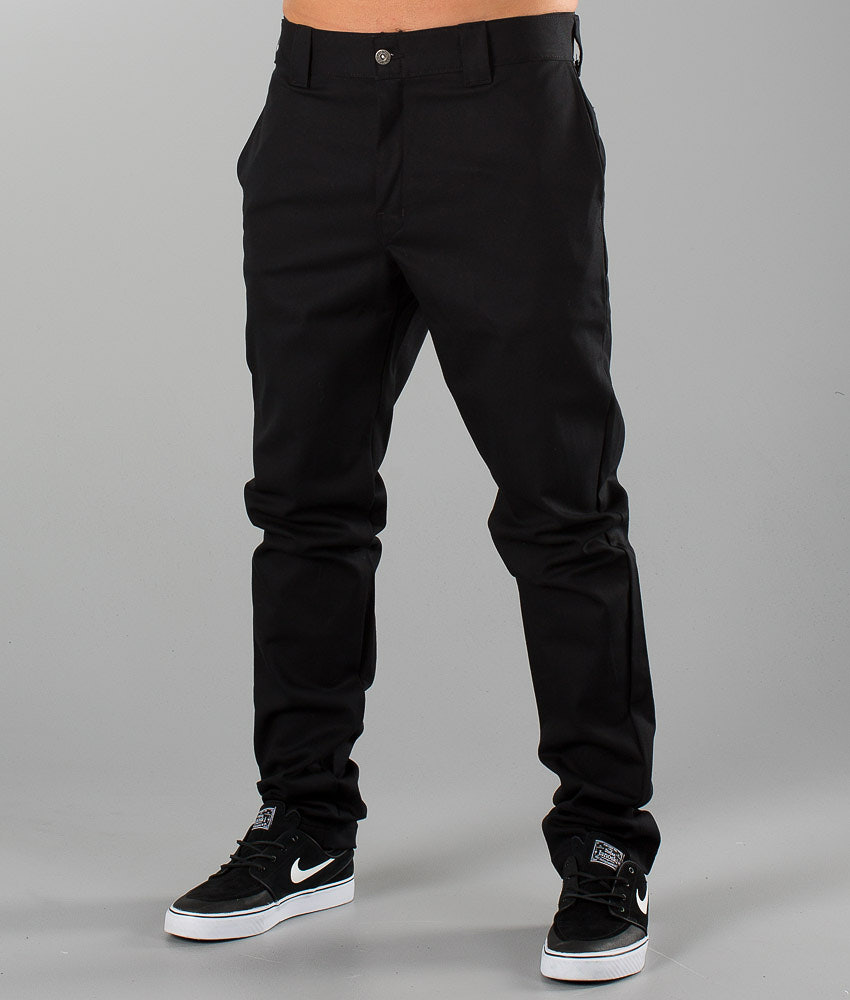 Dickies Slim Skinny Pant Pants Black