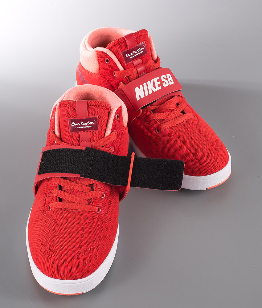 1eecf1504a17 Nike Eric Coston Mid R R Shoes Red Clay Team Red-Bright Mango-White ...
