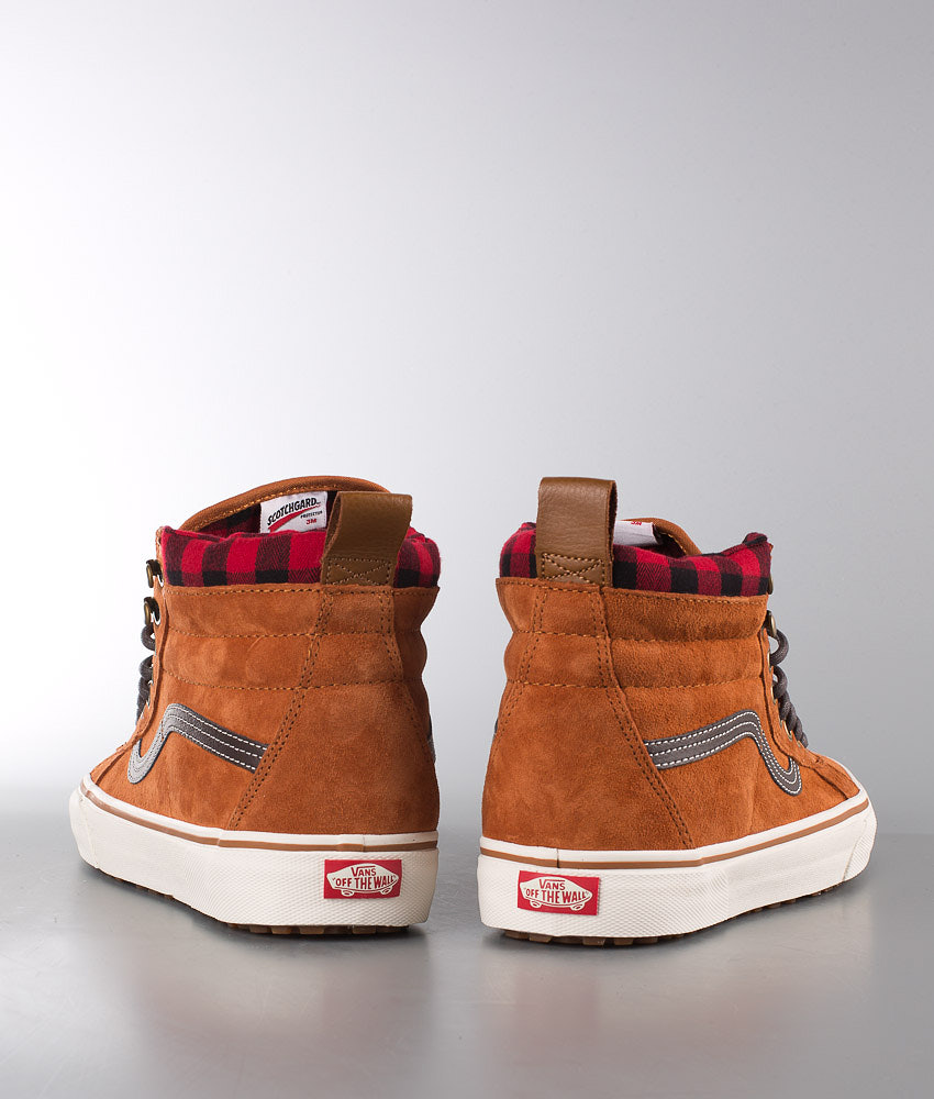 0a7e27af5b Vans Sk8-Hi MTE Shoes Glazed Ginger - Ridestore.com