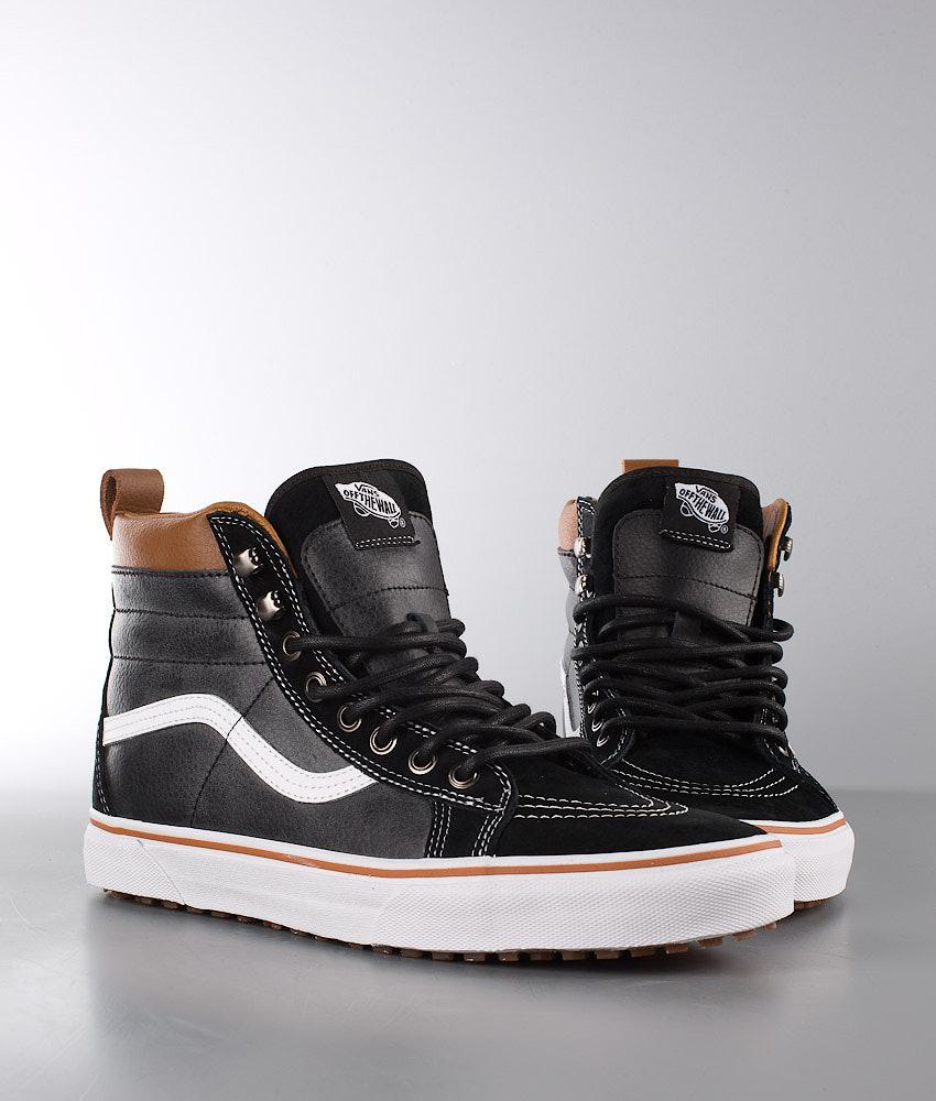 34d477c2dd2f3a Vans Sk8-Hi MTE Shoes Black True White - Ridestore.com