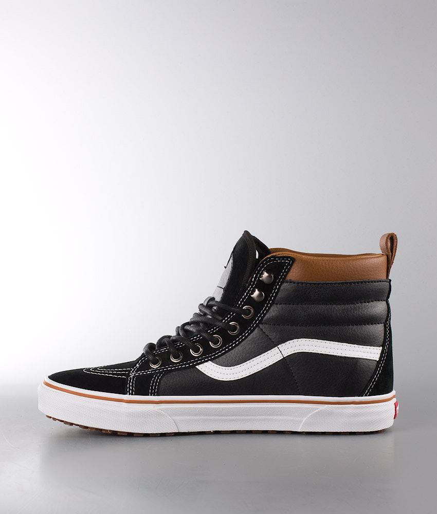 cc6ec2fdd9 Vans Sk8-Hi MTE Shoes Black True White - Ridestore.com