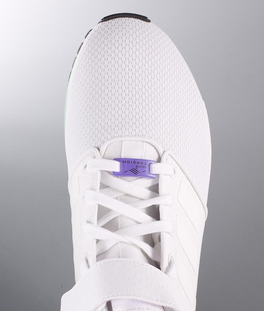1a1b6e7ae Adidas Originals ZX Flux Nps Mid Shoes Ftwr White Ftwr White Core ...
