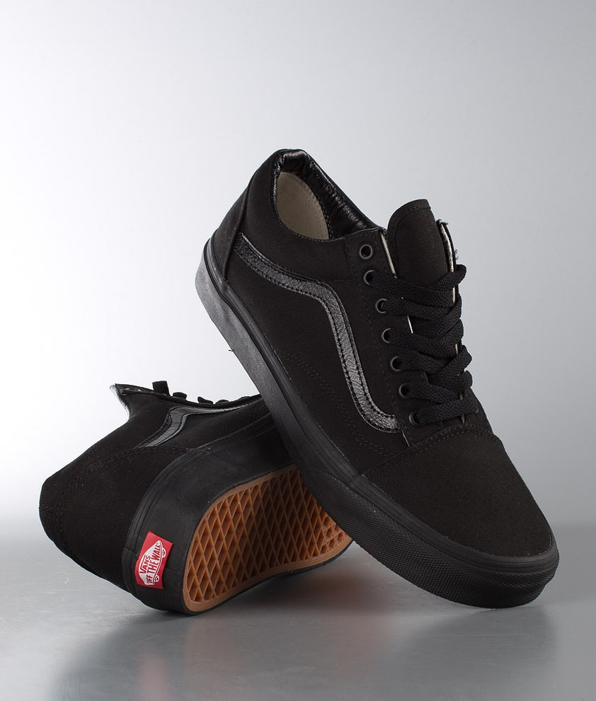 Vans Old Skool Chaussures Black/Black