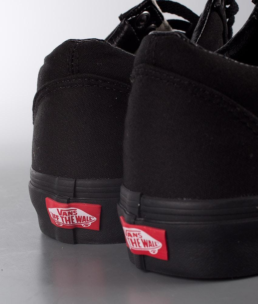 Vans Old Skool Skor Black/Black