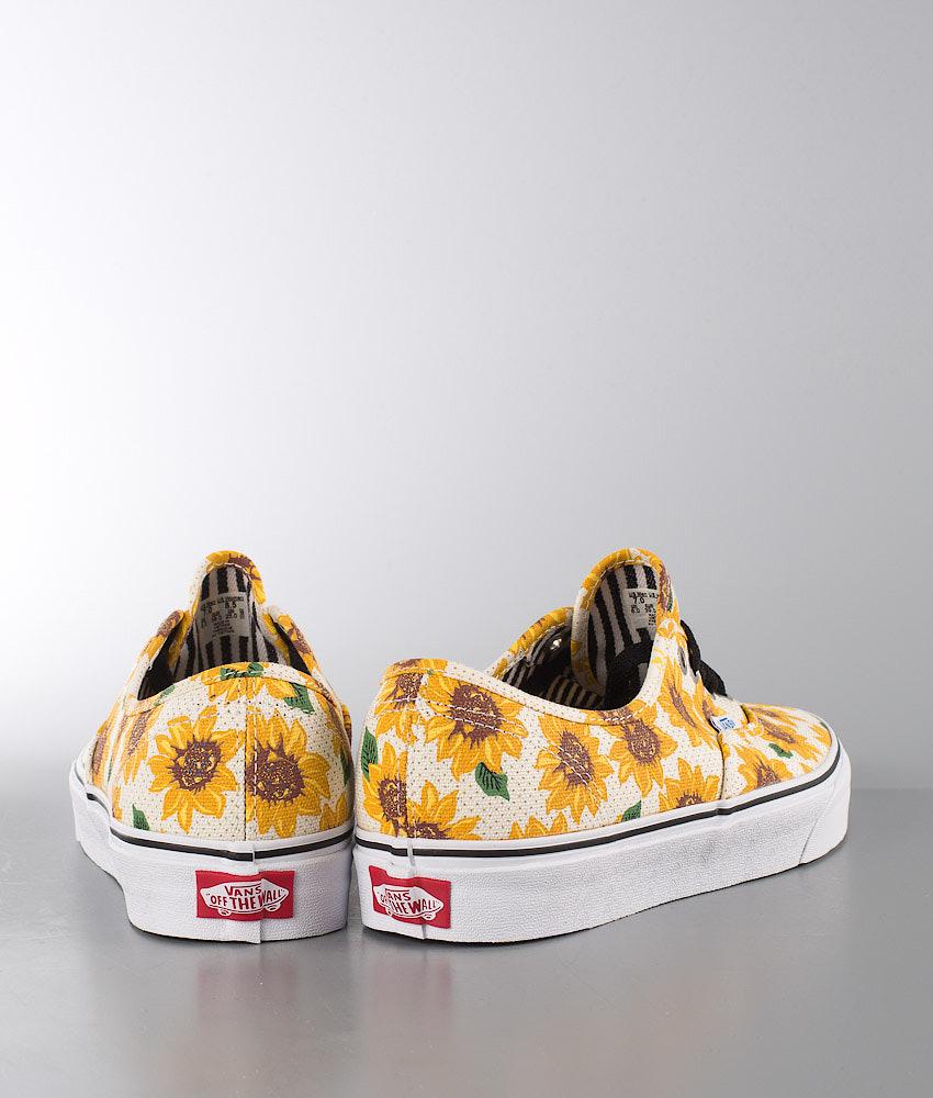 91a5f5fde4e Vans Authentic Shoes (Sunflower) True White - Ridestore.com