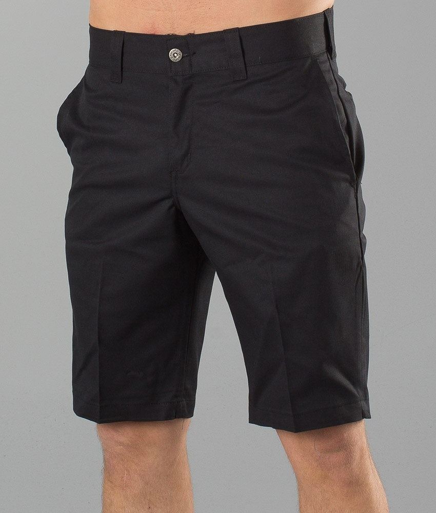 Dickies Industrial Work Shorts Pantaloncini Black