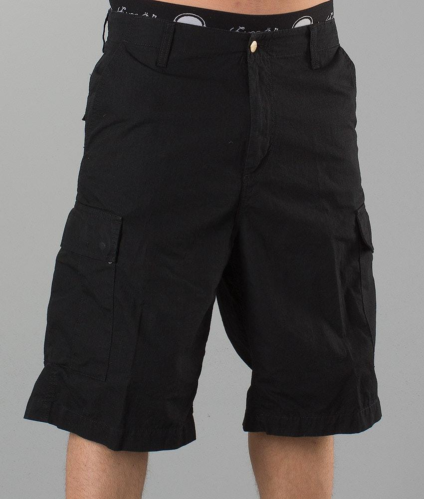 Carhartt Cargo Shorts Black - Ridestore.com 699fe9b537c