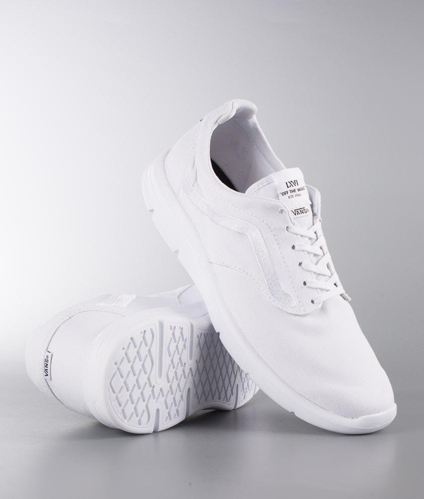 70b1b91d1a Vans Iso 1.5 Shoes (Mono) White - Ridestore.com
