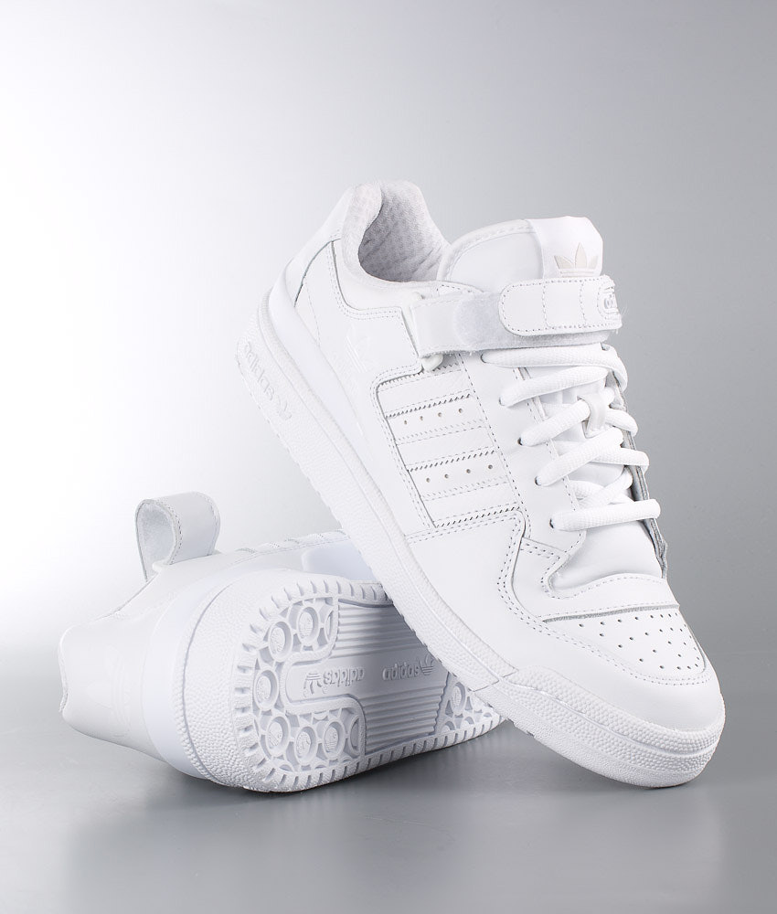 new arrival 3bbbb 69b63 Adidas Originals Forum Lo Rs Shoes White