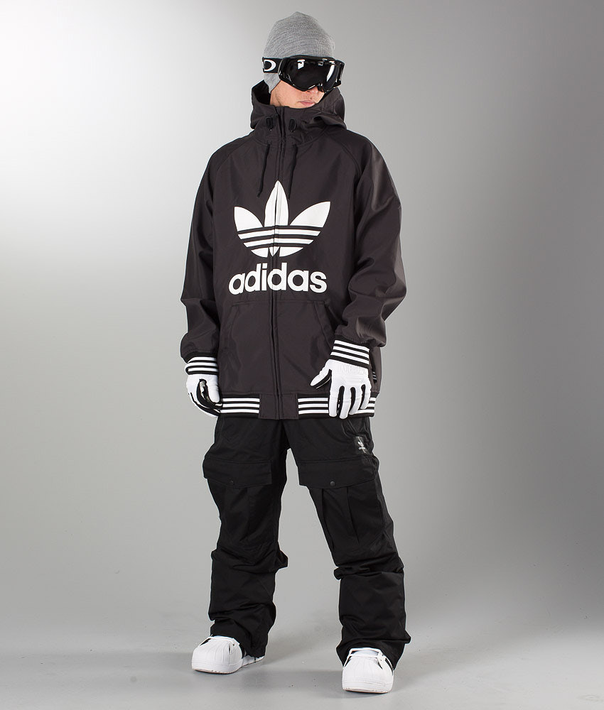 new product c5c73 b0e65 Adidas Originals Greeley Snowboard Jacket