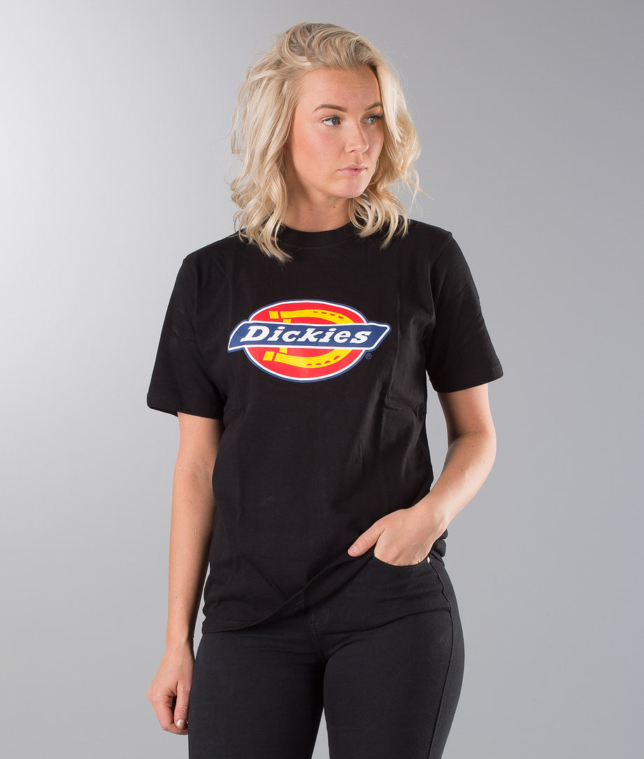 Dickies Horseshoe Unisex T-shirt Black