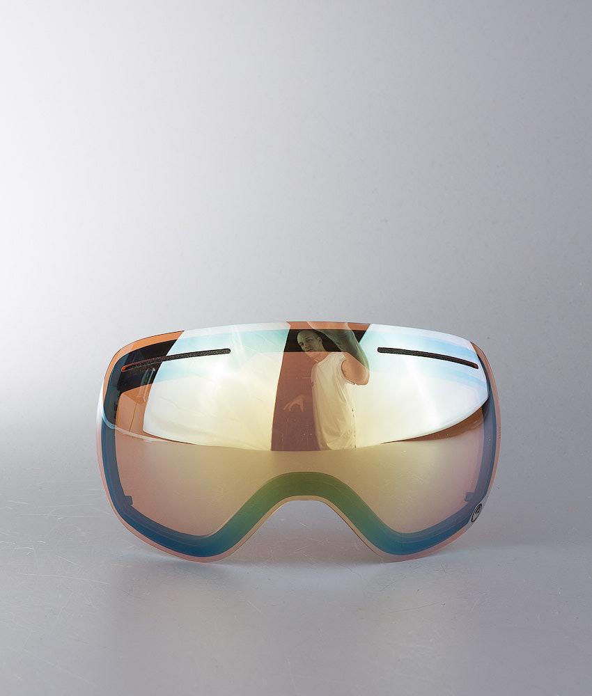 f080dafcb5c Dragon X1 Replacement Lens Snow Gold Ionized - Ridestore.com