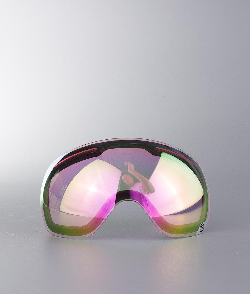 e4d01354b4b4 Dragon X1 Replacement Lens Snow Pink Ionized - Ridestore.com