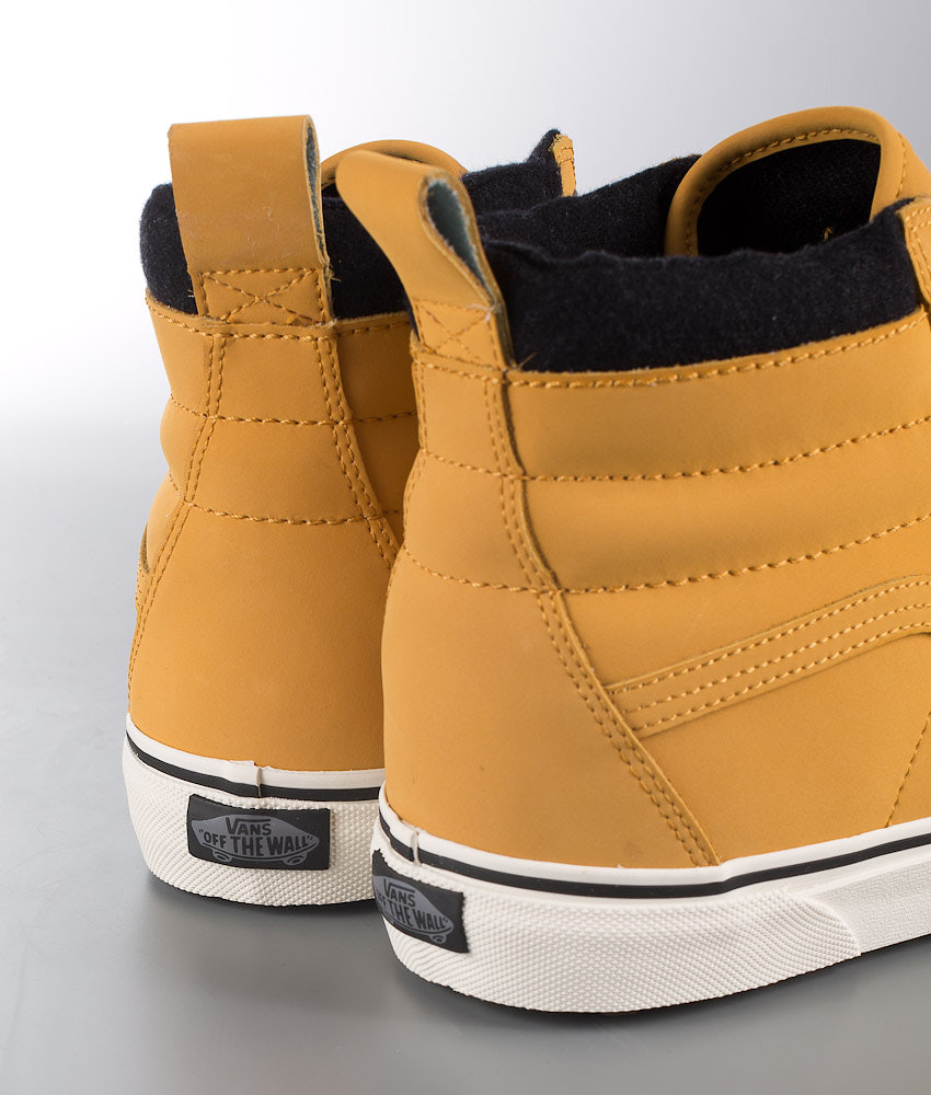 e1d2dccf289f8f Vans Sk8-HI MTE Shoes (Mte) Honey Leather - Ridestore.com