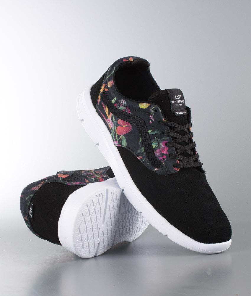 bbdc6218e1f119 Vans Iso 1.5 Shoes (Black Bloom) Black White - Ridestore.com