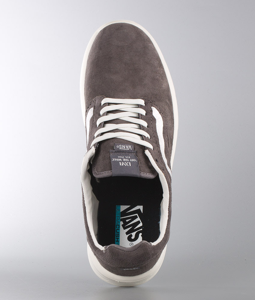 affaf2266c50 Vans Iso 1.5 Shoes (Scotchguard) Gray - Ridestore.com