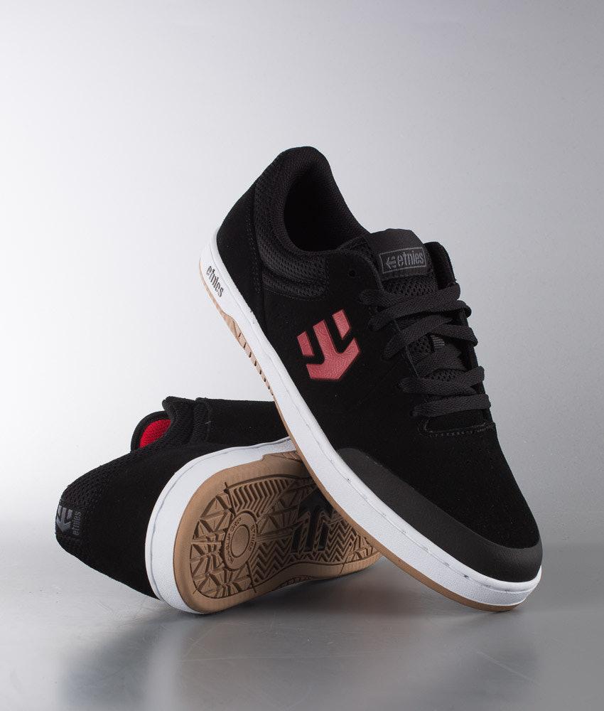 a39673db0a Etnies Marana Shoes Ryan Sheckler - Black Red White - Ridestore.com