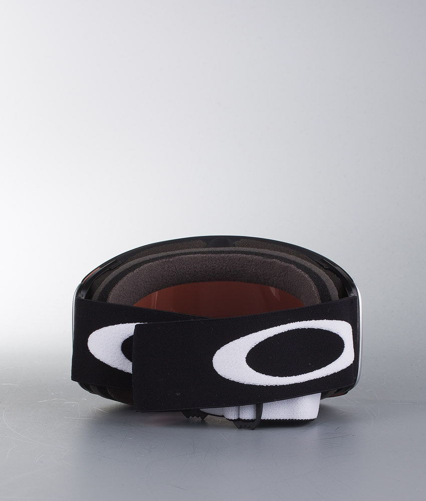 Oakley Flight Deck XL Skidglasögon Matte Black With Prizm Black Iridium Lens