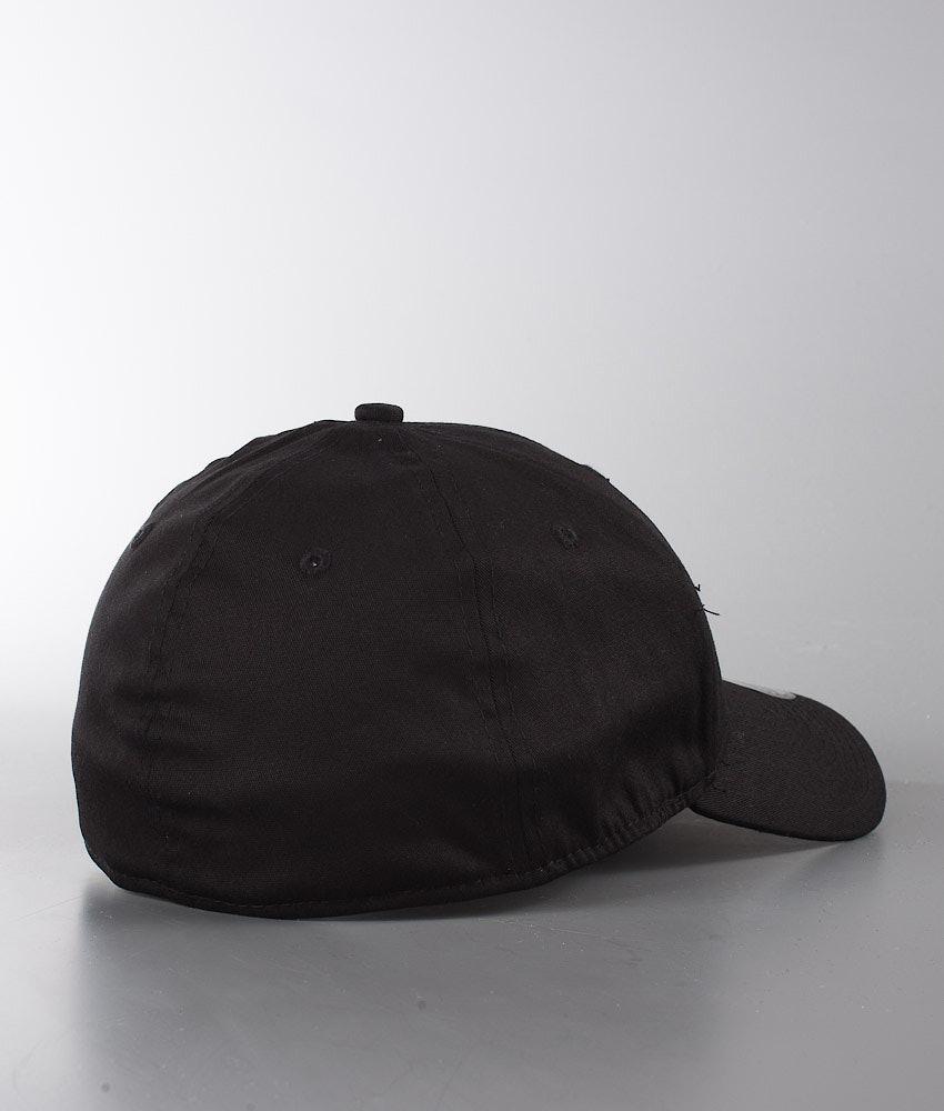 New Era 39Thirty League Basic Cap New York Yankees-Black White ... 3d6c91696dcd