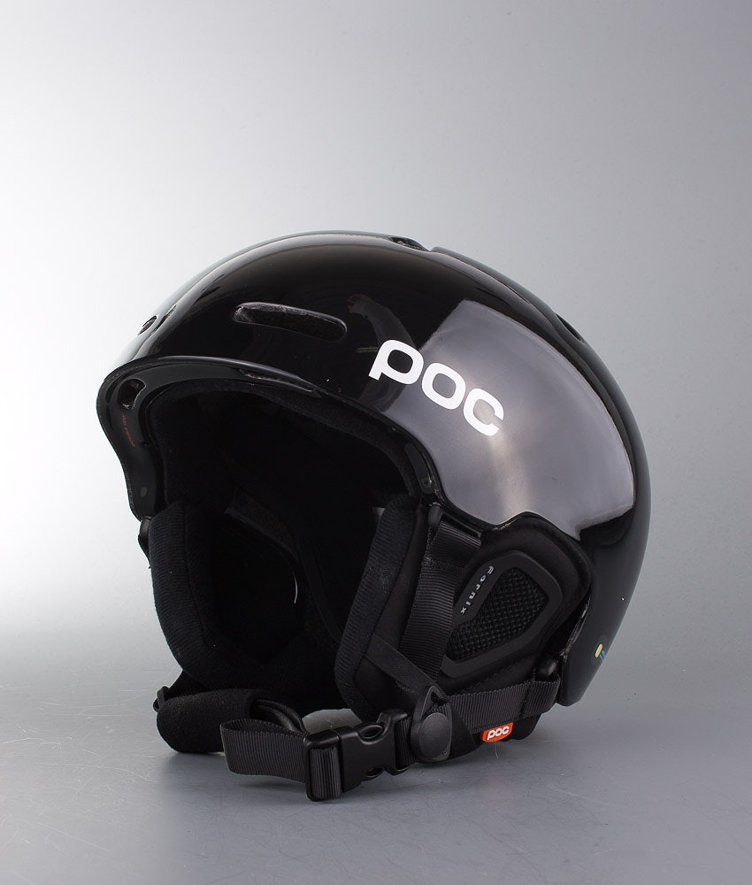 Poc Fornix Casco Snow Black