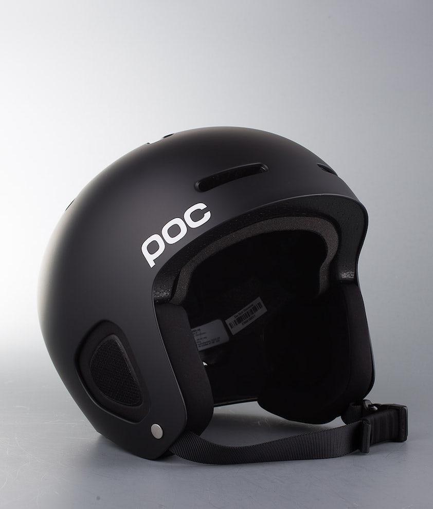 Poc Auric Ski Helmet Uranium Black
