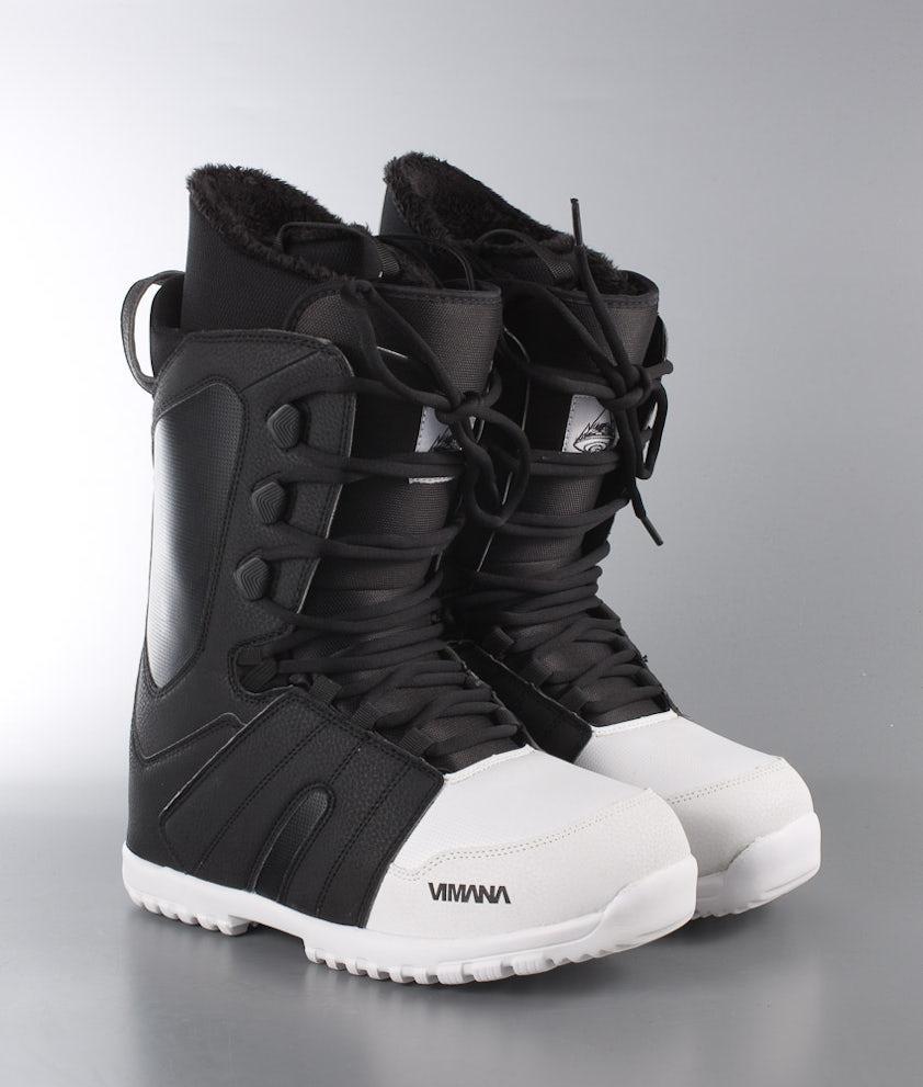 Vimana Continental Snowboard Boots Black