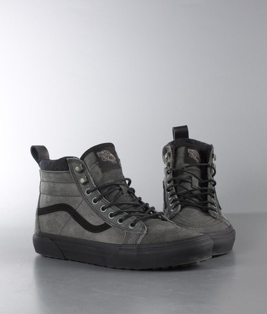 Vans Sk8-Hi MTE Schuhe Denim Suede - Ridestore.de