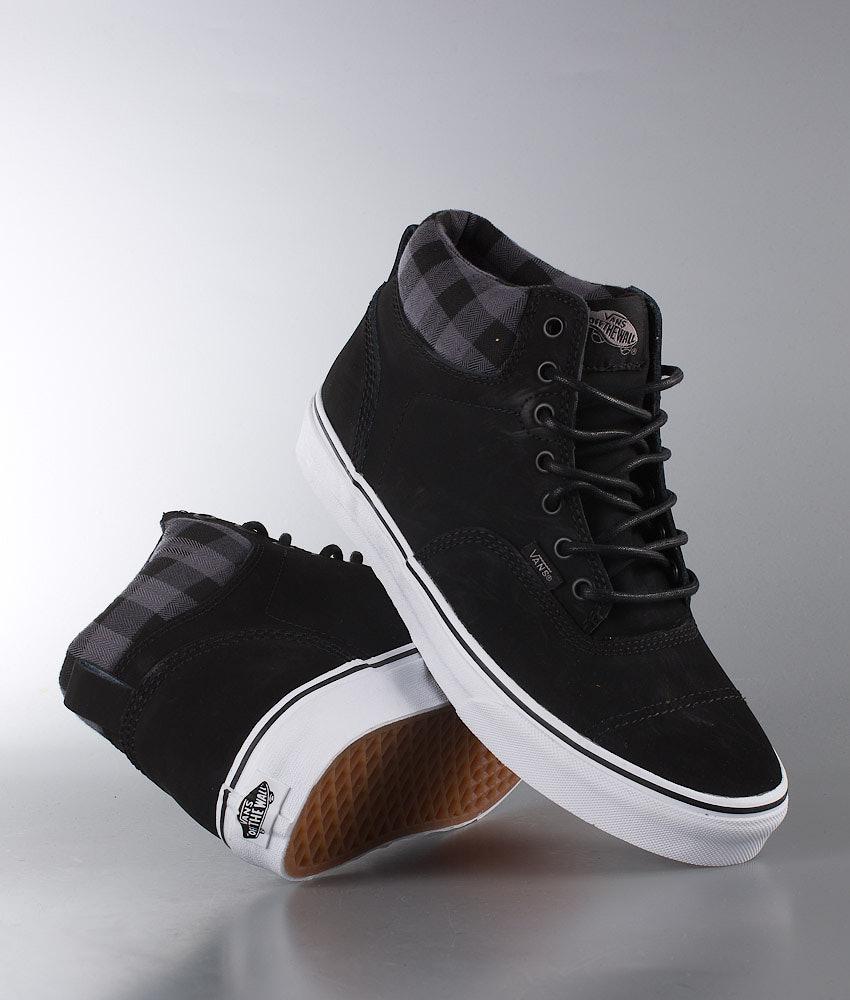 4bf01631c0 Vans Era Hi MTE Shoes Nubuck Black - Ridestore.com