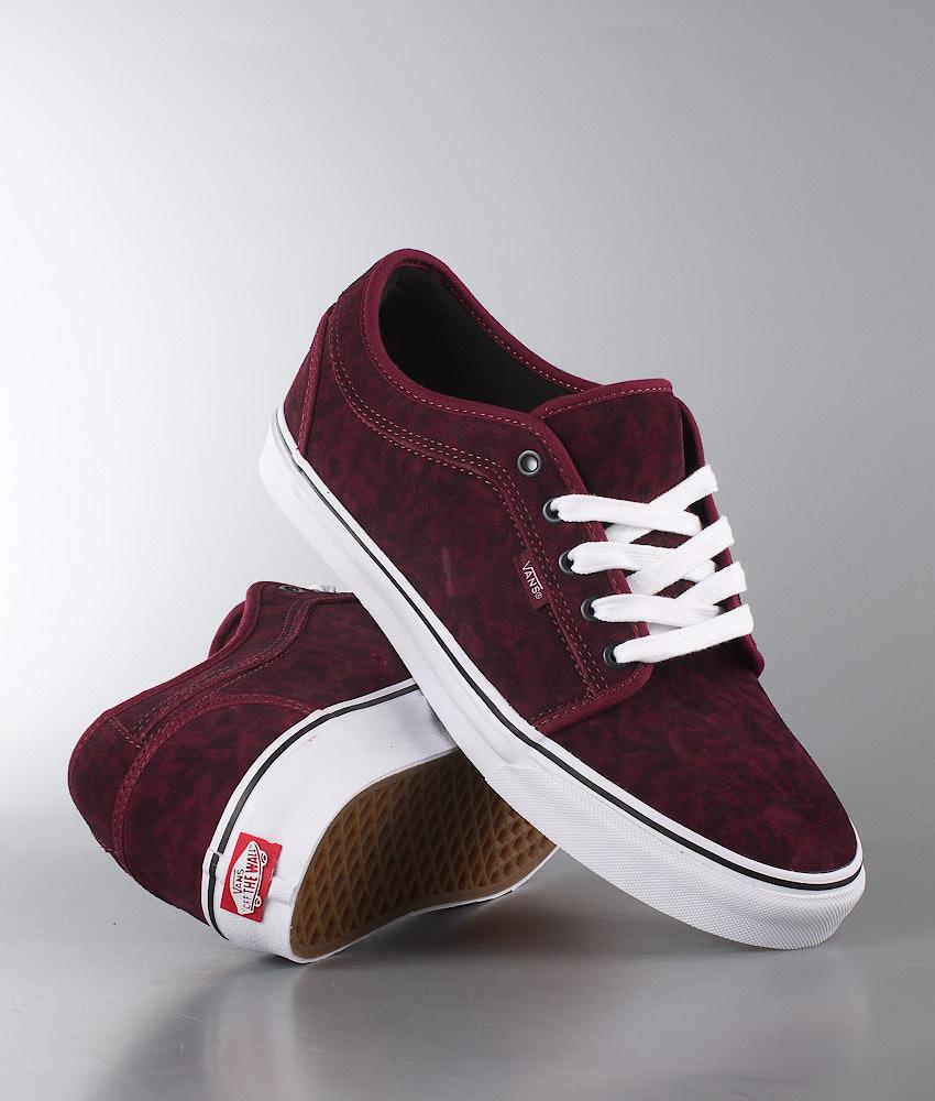 1e331446375e Vans Chukka Low Shoes (Tie-Dye) Port Black - Ridestore.com