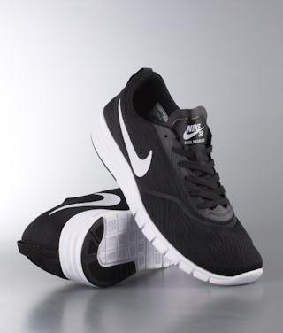 duża zniżka wysoka moda najbardziej popularny Nike SB Lunar Paul Rodriguez 9 Shoes Black/White-Black