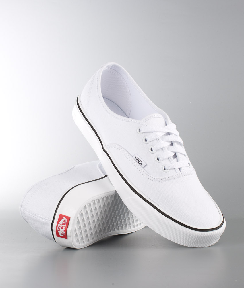 Authentic Scarpe True Vans Ridestore canvas White it Lite UawTTqdf