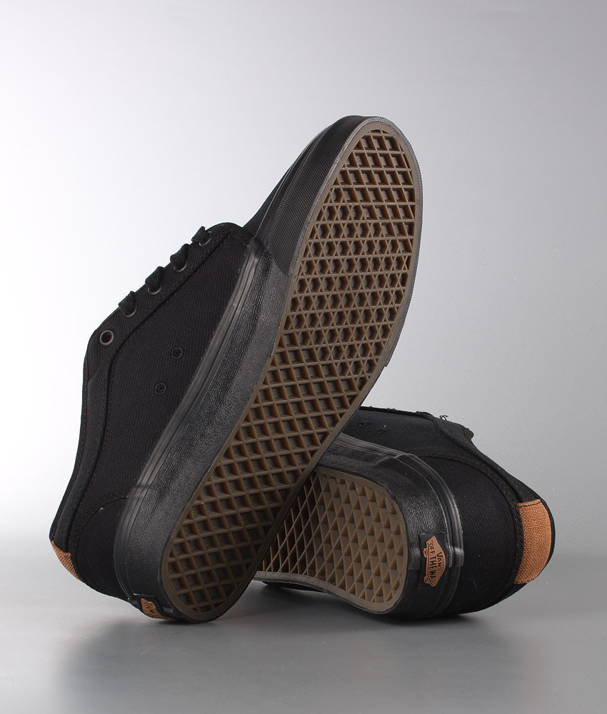 c296e8aadec Vans Chukka Low Shoes (Aloha) Black Twill - Ridestore.com