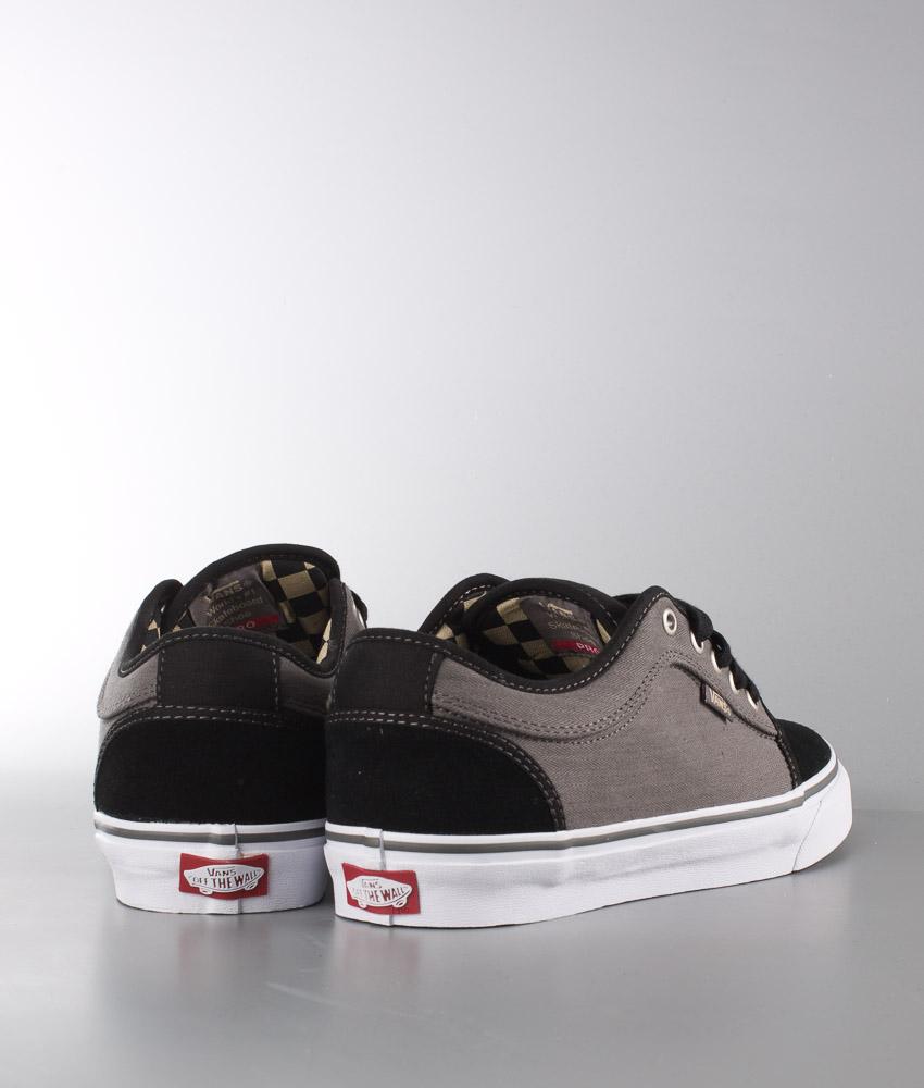 Chez Low herringbone Chukka Vans Blackpewter De Chaussures wCqpx16t