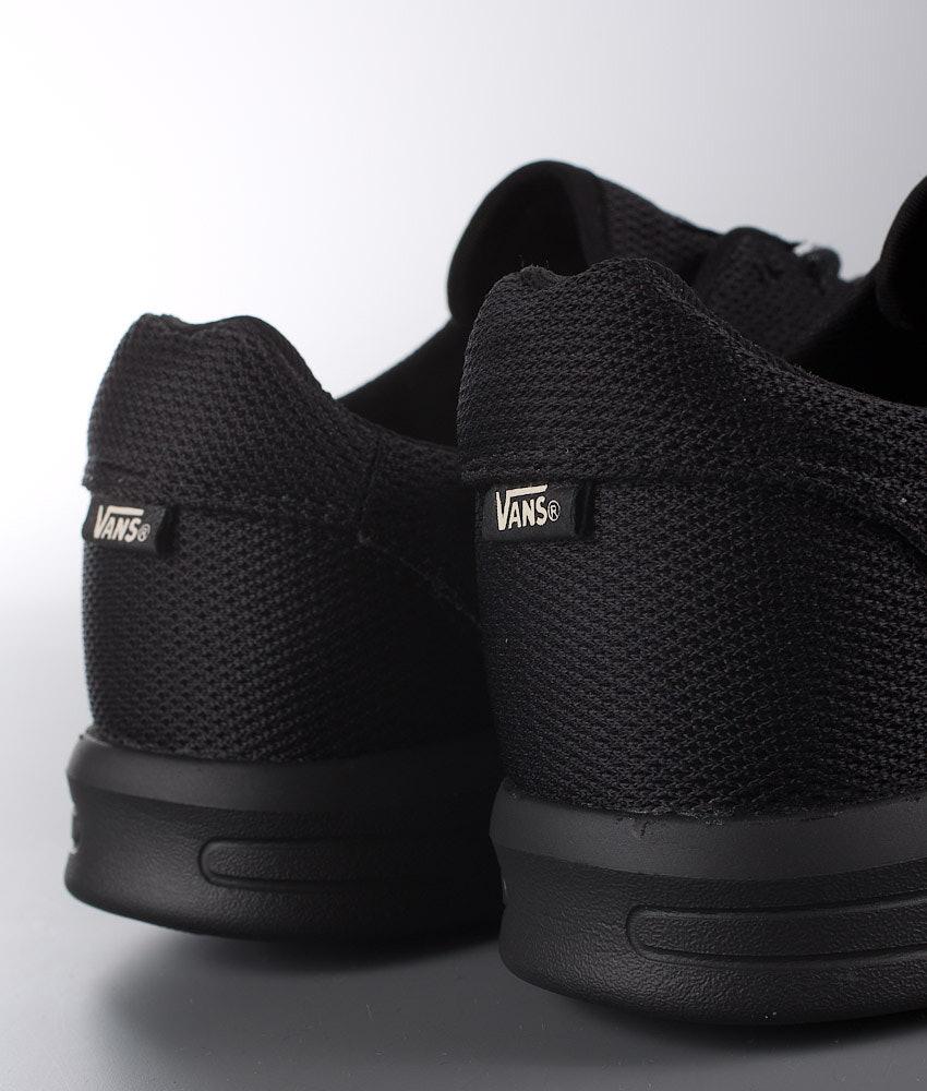 49550a2fce Vans Iso 1.5+ Shoes Mono Black - Ridestore.com