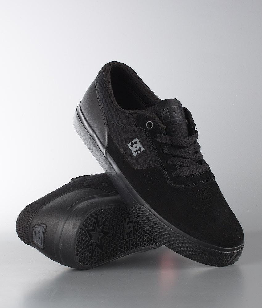 c95155afe4 DC Switch S Shoes Black/Black/Black - Ridestore.com