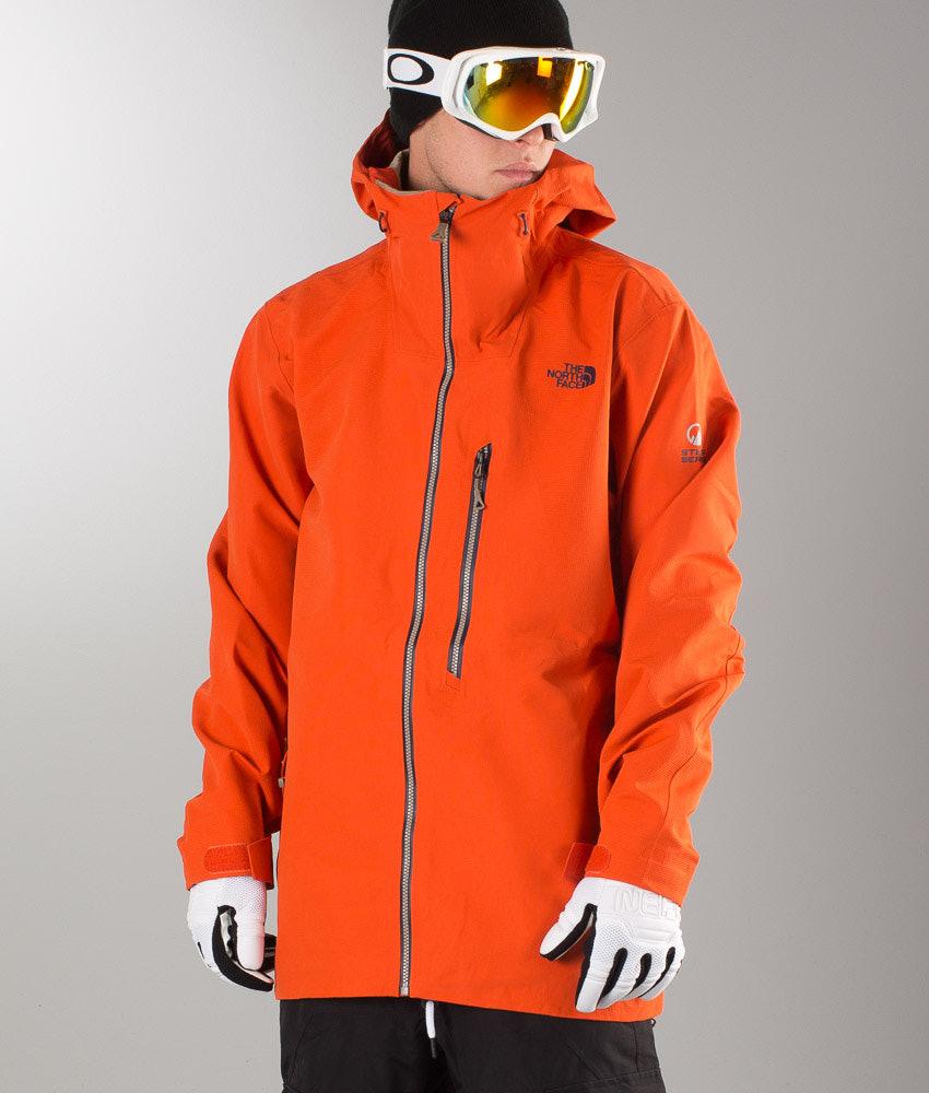 80ab22282a The North Face | Fuse Brigandine 3L de chez Veste de Snowboard Zion ...