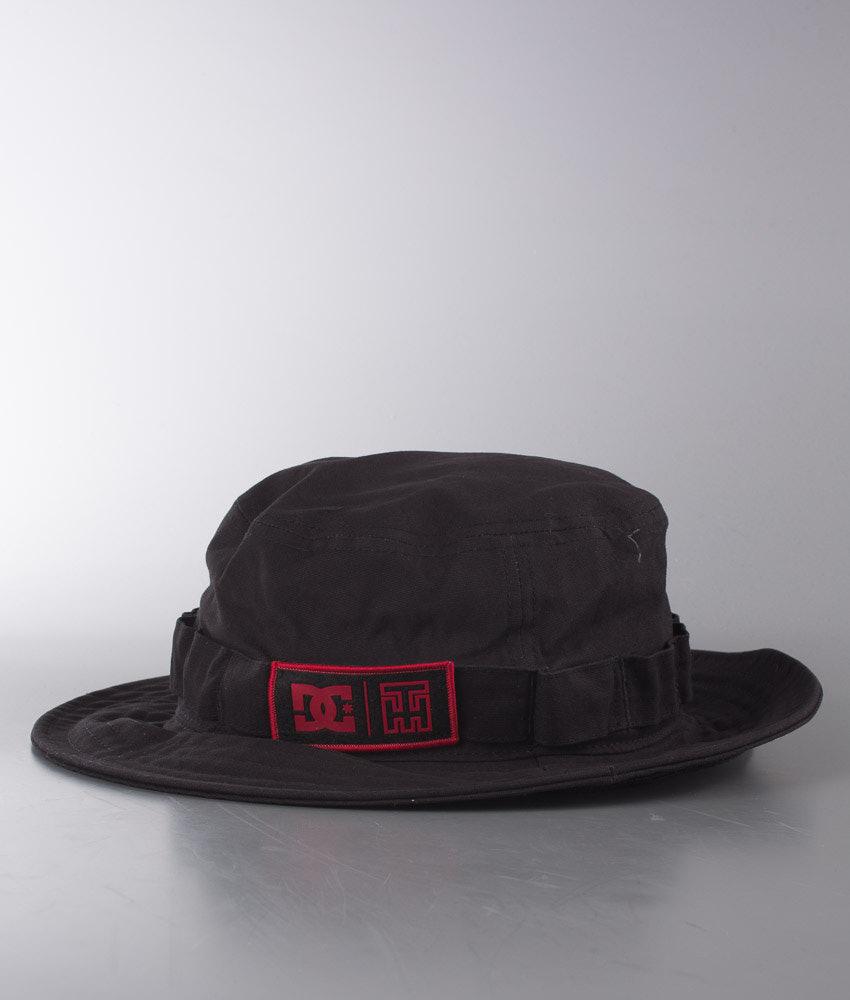 DC Bucket Hat Hat Anthracite - Ridestore.com faa8ef1b8c4