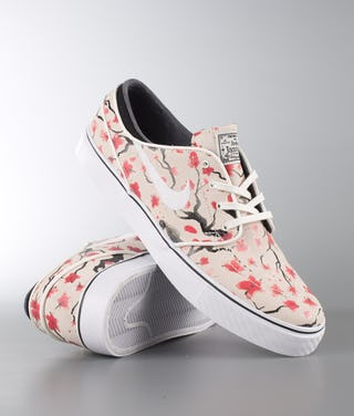 best sneakers fb1cf 2202b Nike Zoom Stefan Janoski Elite Shoes Sail/White-Hyper Pink-Black